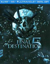 Final Destination 5 (Blu-ray/DVD, 2011, 2-Disc Set, Includes Digital Copy)