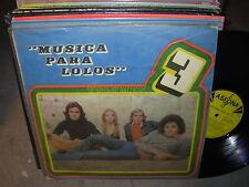 VARIOUS musica para lolos vol.3 ( world music )