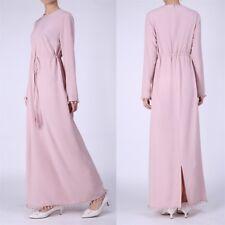 Muslim Women Abaya Kaftan Dubai Muslim Islamic Evening Party Wedding Maxi Dress