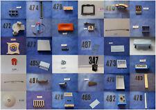 Playmobil Polizei, Hafenpolizei 5128, Polizeistation 5176, 3159, Ersatzteile