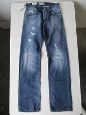 Energie Herren Hose Jeans Peet Trouser Blau Neu 27