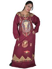 Cleopatra Pharao Kostüm Damen-Kaftan Faschingskostüm Karnevalskostüm - FK00120