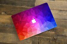 Sticker skin pour MacBook Pro Air - Colors 3D - Fabriqué en France