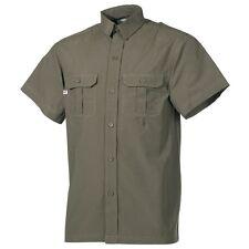 FOX OUTDOOR Camicia uomo militare in microfibra maniche corte 02303B