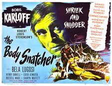 The Body Snatcher - 1945 - Movie Poster