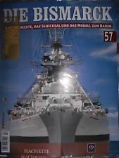 Bismarck // HACHETTE/l' histoire et modèle construire/57