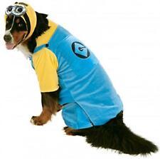 Minion Despicable Me Movie Big Fancy Dress Up Halloween Pet Dog Cat Costume