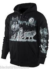 Sweatshirt-Jacke/ Hoody WOLFSRUDEL