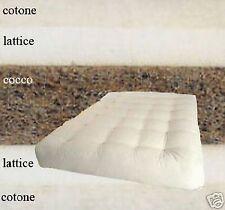 Materasso Futon Giapponese  doppio lattice con cocco 160x200 - 190