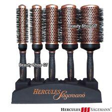 Professional round thermal brush Hercules Sägemann Copper Collection Ø25-65 mm