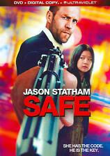 Safe (DVD, 2012, Includes Digital Copy)