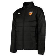 Valencia CF Training Bench Jacket - Black