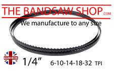 """2235 mm - 88""""  x  1/4"""" (6mm)      Wood Bandsaw blades"""