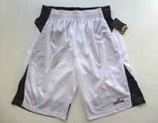 Spalding Athletic Performance Shorts Mens Medium Regular Fit White Camo New