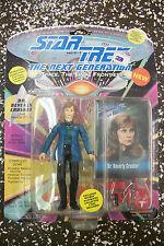Star Trek TNG: Dr. Beverly Crusher Action Figure Yellow
