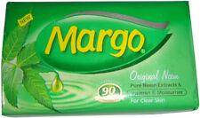 Margo Original Neem Azadirachta Indica Herbal Soap With Active Neem Oil 75g