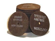 Box of Twenty (20) Spedecut A36 Tbxx Dbl Reinforced Grinding & Snagging Wheels