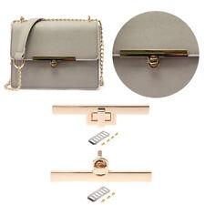 New Metal Clasp Turn Locks Twist Lock for DIY Handbag Bag Purse Hardware Craft