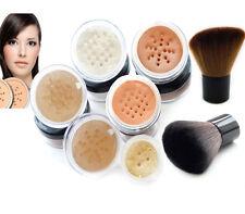 Mineral Foundation Makeup Bare Natural Magic Cover Minerals DOUBLE KABUKI SET