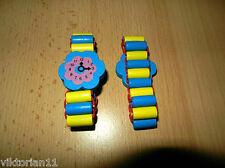 Holz Armbanduhr Mädchen Uhr Kinderuhr Armband KleinKind Kinder Baby Schmuck