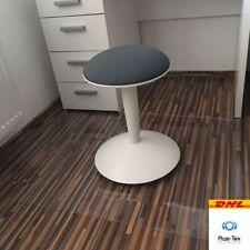 Bodenschutzmatte Bodenmatte Stuhlunterlage Transparent Klar - Maß nach Wunsch