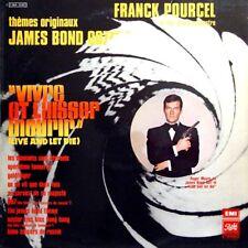 FRANCK POURCEL Vivre Et Laisser Mourir FR Press LP