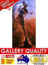 NEW Stellar Spire Eagle Nebula, NASA Space, Hubble, Giclee Art Print or Canvas