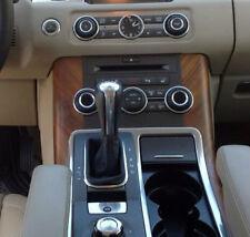 Land Rover Range Rover Sport 2010-13 OEM Walnut Wood Interior Trim 6 Piece L320