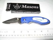 Mason Folding Knife BK462 New