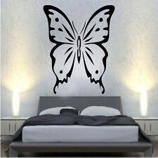 Autocollant Papillon Autocollant Mural Vinyle Art Vintage Shabby Chic Chambre