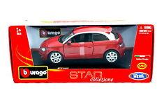 Bburago Star  Fiat Punto Evo Red 1/24 Diecast cars