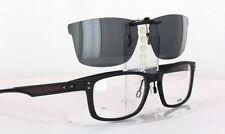 Custom Fit Polarized CLIP-ON Sunglasses For Oakley PLANK 22-193 53x18