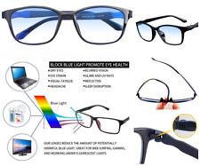 Anti Blue Light Anti Block Glare Pro Computer Reading Glasses Foldable Readers