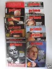 RIVISTA PRIMA COMUNICAZIONE 12 VOLUMI + 1 SPECIALE!!!