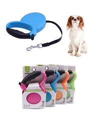 Guinzaglio per cani rigido estensibile 3 mt in 4 colori