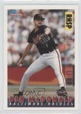 1995 Topps Bazooka #38 Ben McDonald Baltimore Orioles Baseball Card