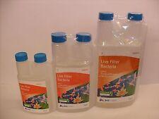 NT Labs madura vivir bacterias Filtro 250ml 500ml 1000ml Filtro Estanque tratamiento
