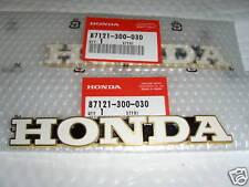 Honda NOS CB750 Tank Emblem 750 CB500 CB550 500 550 a 87121-300-030