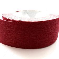 Rojo Alto Agarre Antideslizante Cinta Adhesivo con respaldo de cinta antideslizante
