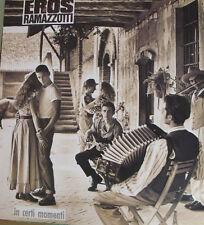 Eros Ramazzotti LP 33 GIRI IN CERTI MOMENTI - 1987