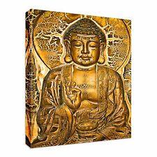Tablet Buda De Oro Vintage De Lona Arte Impresión De Pared Barato Casa Interior