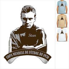 Stan Libuda, T-Shirt, Schalke-Legende, Deutschland WM 1970, S-XXL, Fußball-Kult!