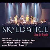 Skyedance - Live in Spain - CD