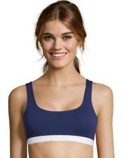 Cotton Stretch Comfort Flex Fit® Wirefree Bra 2-Pack