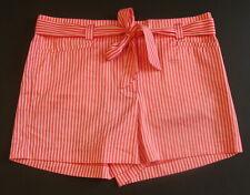 NWT Women's Loft Tie Waist Shorts Size 6