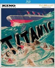 TITANIC NEW BLU-RAY DISC