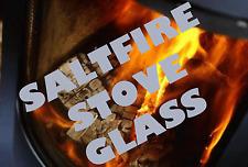 SALTFIRE REPLACEMENT STOVE GLASS FURZEBROOK, HAMPSHIRE, TITAN, DORSET, WIMBORNE