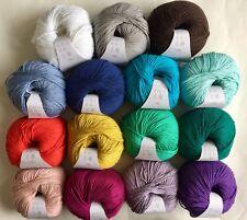 Debbie Bliss Piper DK  1 x 100g - 50% Cotton & 50% Viscose