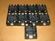 ELEC-TROL SA10014106 RELAY LOT