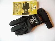 Schießhandschuh Bearpaw Black Glove